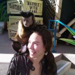 rebekah-with-monkey