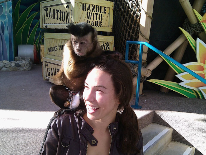 rebekah-with-monkey