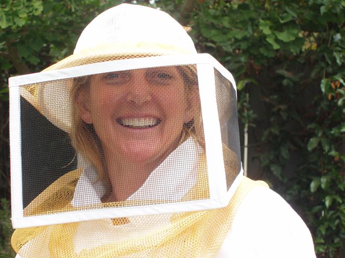 Ann is an urban bee keeper .
