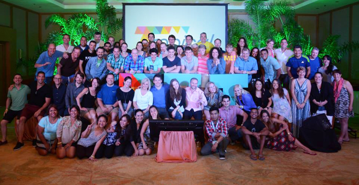 Tropical Think Tank 2015 Group Shot