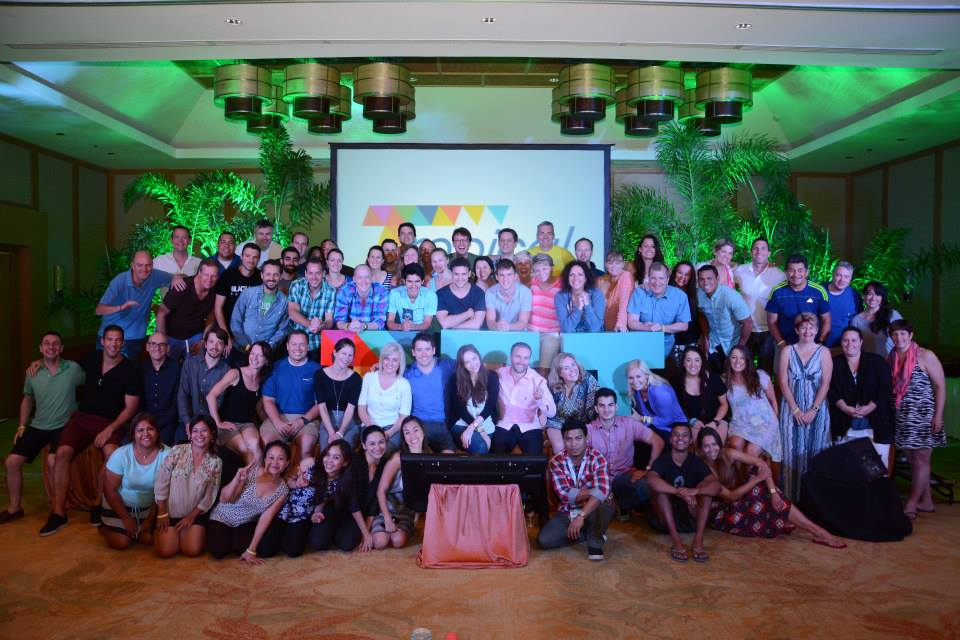 Tropical Think Tank 2015 Group Shot