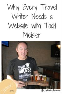 Episode Interviewing Todd Meisler