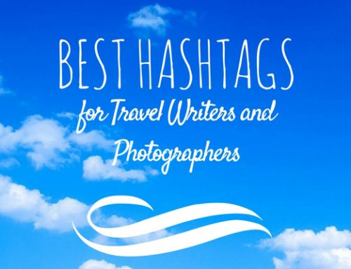 Best Travel Hashtags for Travel Writers and Photographers