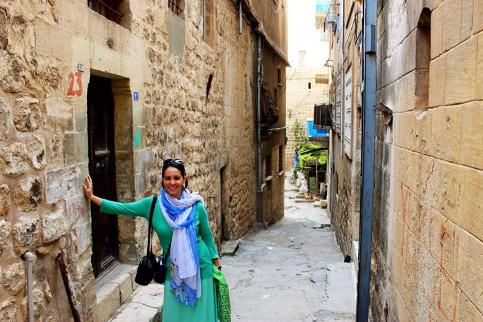 Beth in Turkey