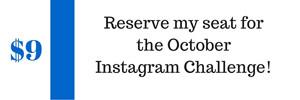 Travel Blogger Instagram Challenge