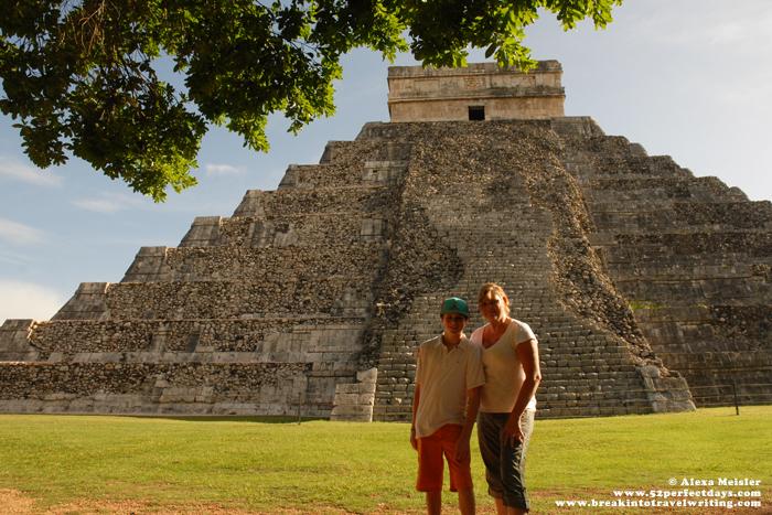 Chichen Itza, Mexico, Yucatan, Caribbean