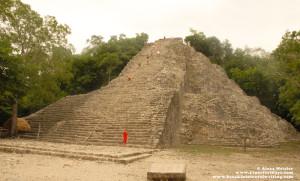 Coba, Mexico, Ruins, Yucatan