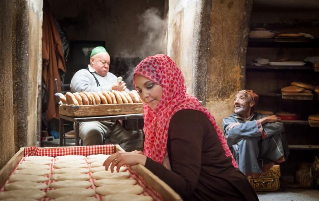 Amanda Ponzio Mouttaki on morocco