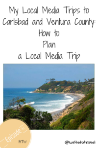 How to Plan a Local Media Trip