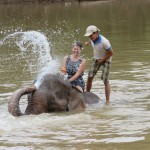 becky-pokora-riding-elephant