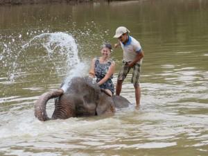 becky-pokora-riding-elephant