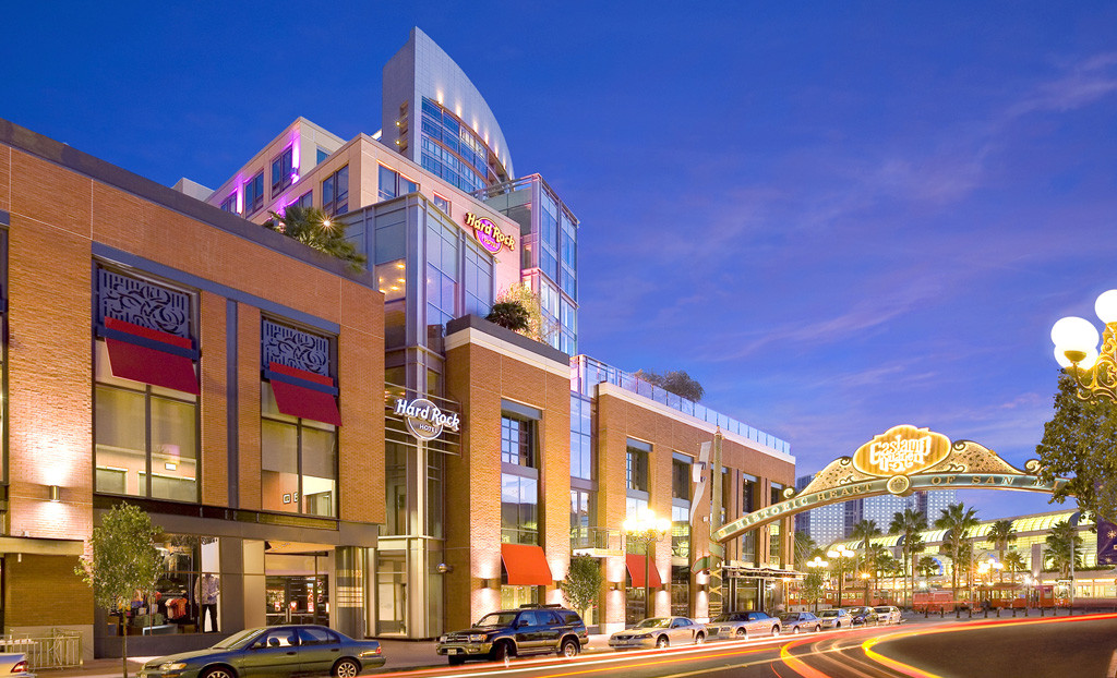 hard rock hotel san diego in gaslamp district