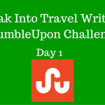 Stumbleupon challenge for travel bloggers