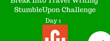 Stumbleupon challenge for travel bloggers