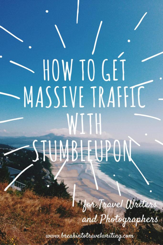 StumbleUpon for travel bloggers