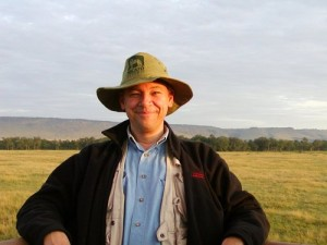 Don George Travel Writer in Africa
