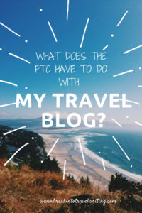 FTC Disclosure Guidelines for Travel Bloggers