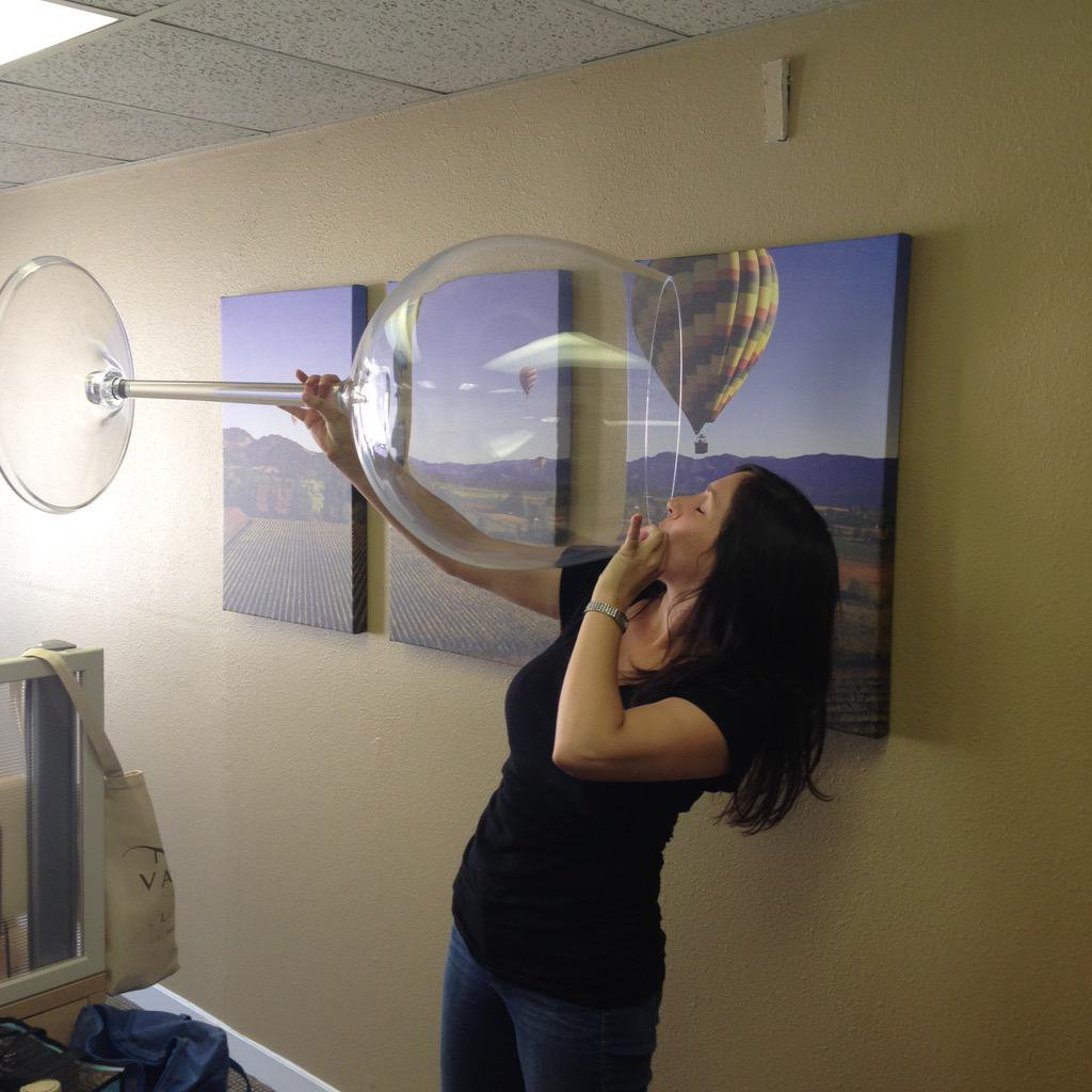 Jennifer Singer from Visit Napa Valley tourism
