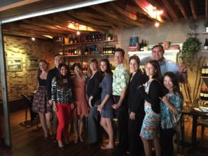 Oahu Tourism Board Lunch in San Diego