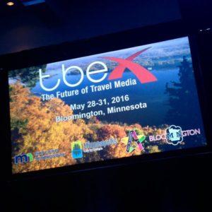 Tbex Minnesota conference in Bloomington