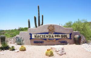 Hacienda Del Sol media trip in Tuscon, Arizona