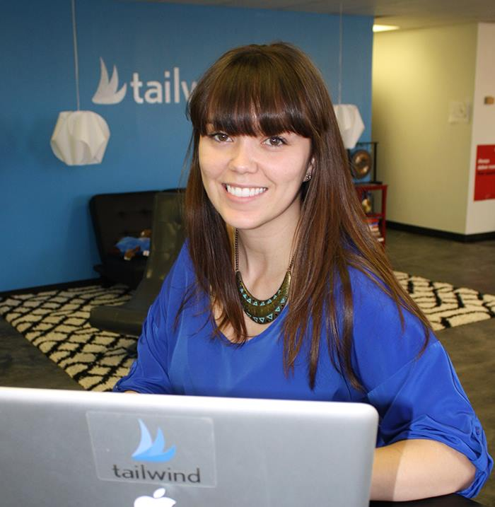 Melissa Megginson from Tailwind