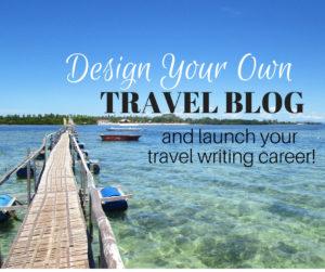 Create A Travel Writer Website in WordPress
