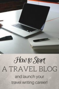 WordPress Travel Blog On SiteGround