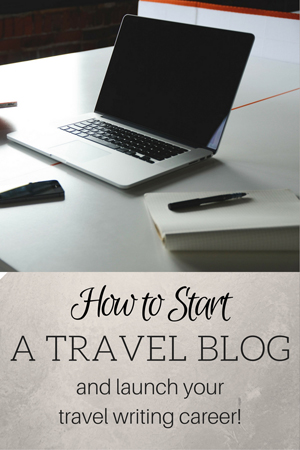 WordPress Travel Blog On SiteGround