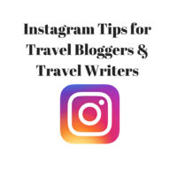 Instagram Tips for Travel Bloggers & Travel Writers