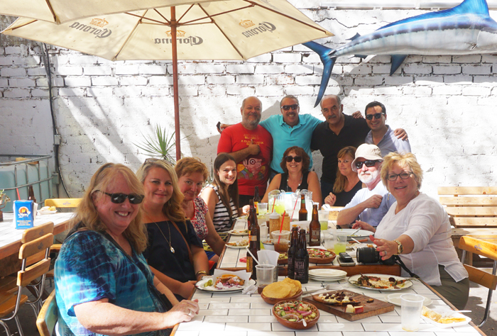 Telefonica Gastropark media trip in tijuana, Mexico