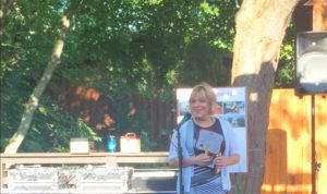 Joanne Vero from Travel Media Showcase