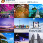 How To Make Your 2016 Best Nine Instagram Photo