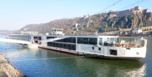 Viking Eir River Cruise on Rhine