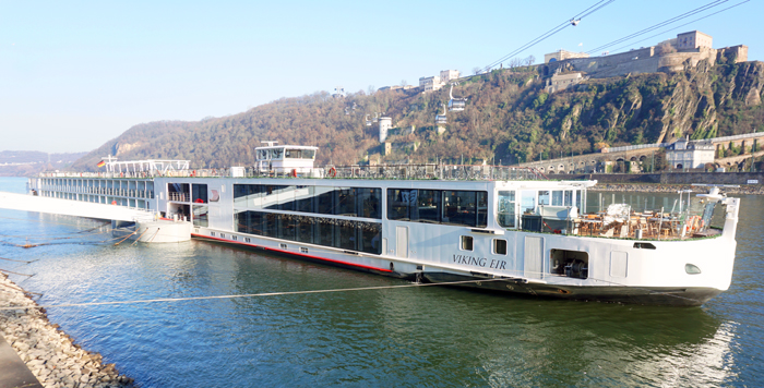 Viking Eir River Cruise on Rhine