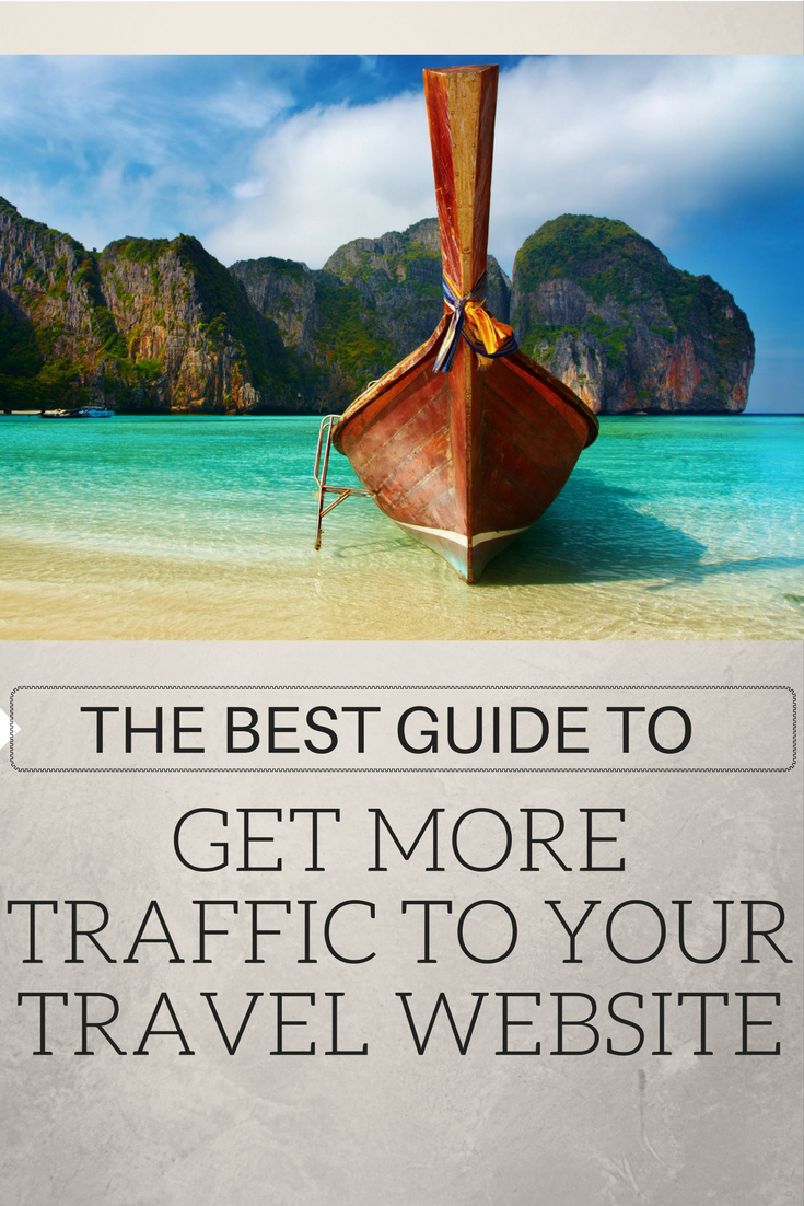 More Website Traffic To Your Travel Blog