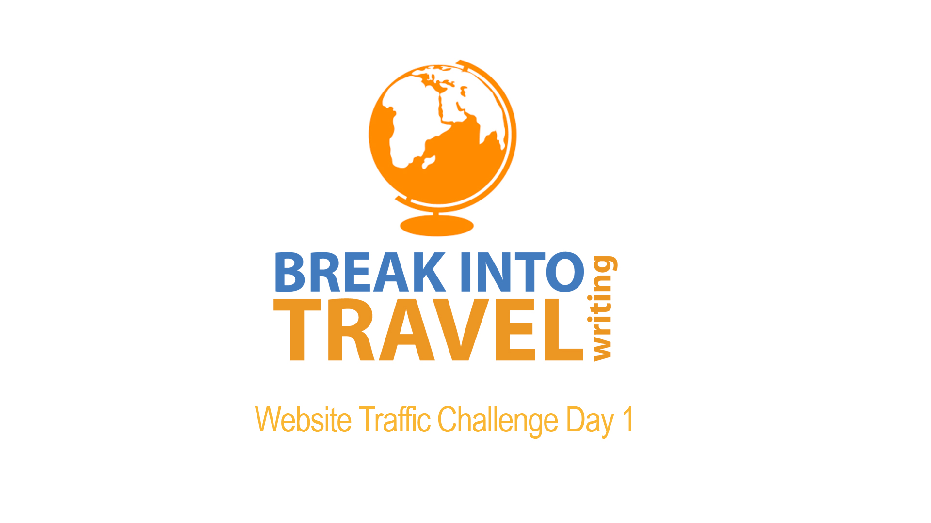website traffic challenge