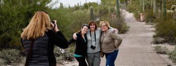 Hacienda Del Sol, Arizona hike