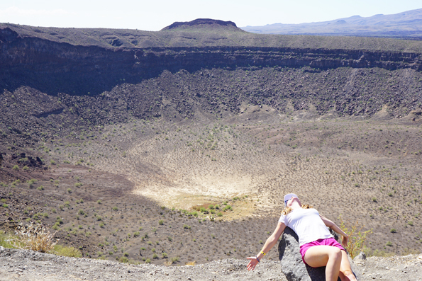 El Pinacate and Gran Desierto de Altar Biosphere Reserve