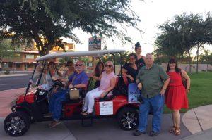 Joy Rides Scottsdale, AZ tour