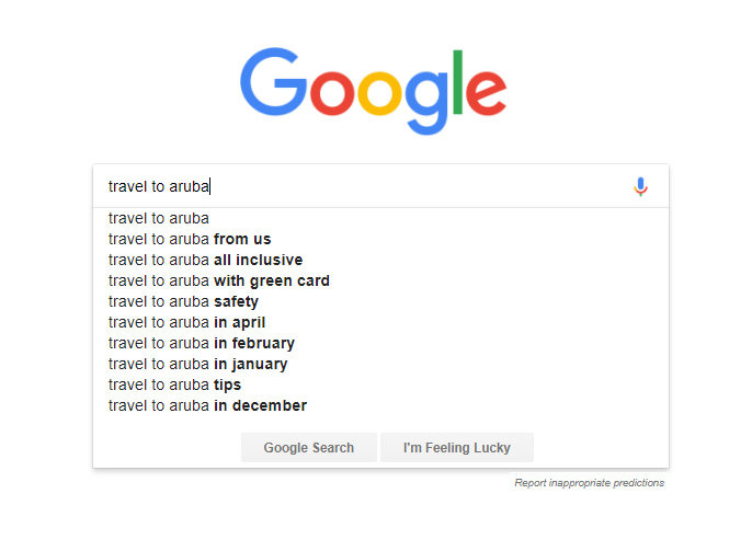 How to Get Your Travel Blog On The First Page Of Google for Free