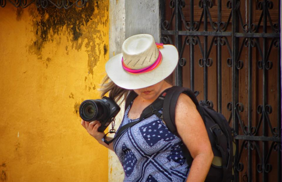 Cintia Soto Travel Photographer