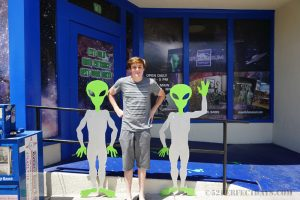 Roswell, New Mexico Road trip
