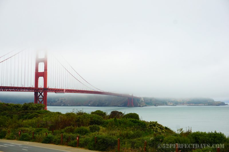 San Francisco Road Trip