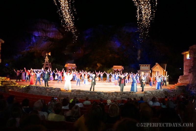 Texas the musical
