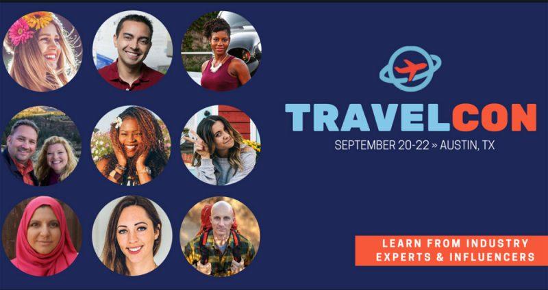 TravelCon 2018 Austin, Texas