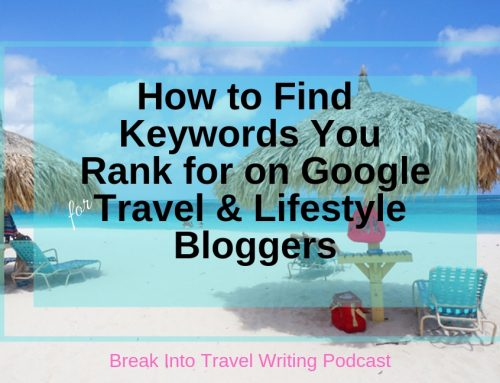 Google Ranking: How to Find the Keywords You Rank For