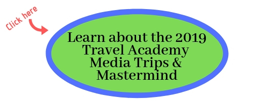 2019 Travel Academy Media Trips