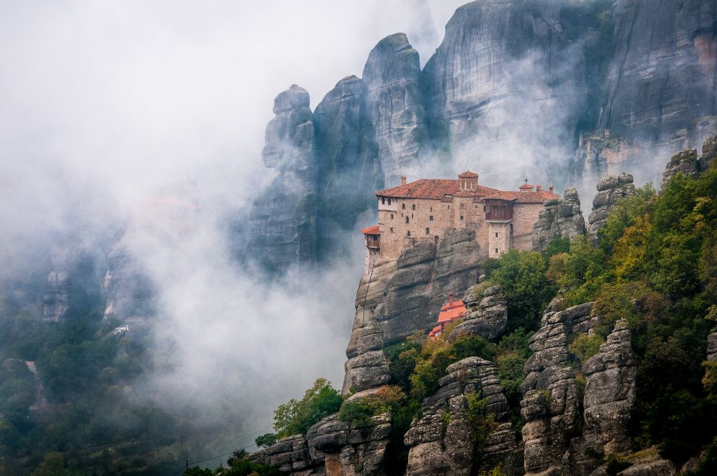 Gary Arndt's photo of Meteora Greece
