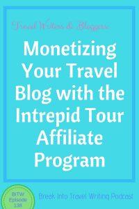 Intrepid Tour Affiliate Program